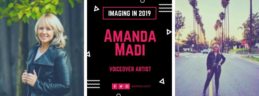 Amanda Madi Voiceover Artist