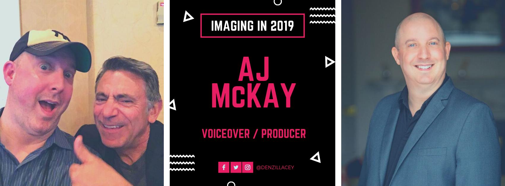 AJ McKay Voiceover