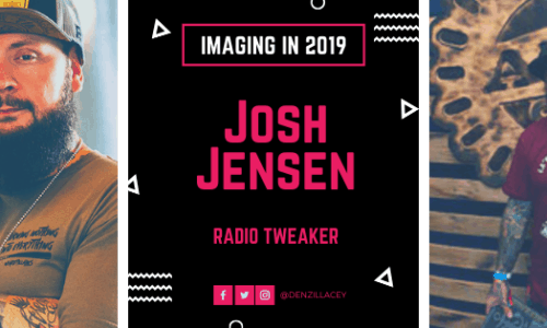 Josh Jensen - Imaging In 2019