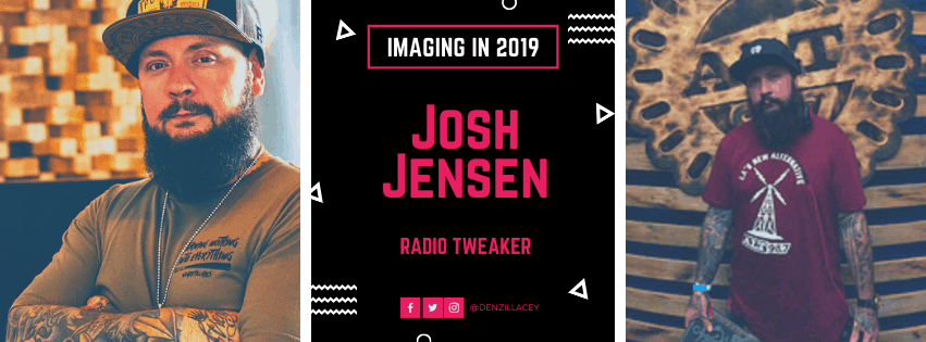 Josh Jensen - Imaging In 2019