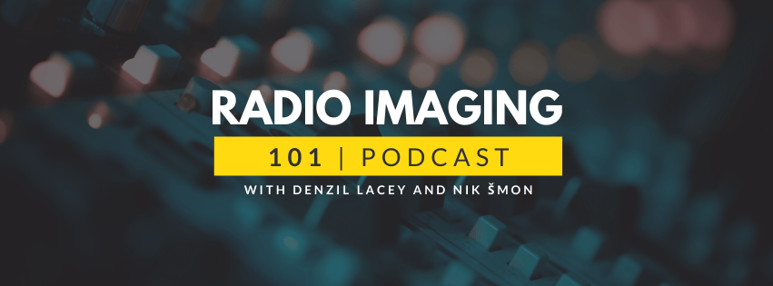 Radio Imaging 101 with Denzil Lacey and Šmon