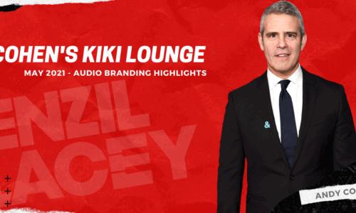 Denzil Lacey Audio Branding Highlights - May 2021